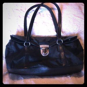 Prada black purse